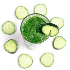 Receita de sete  sucos verdes