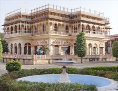"""Jaipur is also known as """"Pink City"""" because of the color of stone exclusively used for the construction of all structures.It is famous for its rich culture heritage.   #Full #Day #Jaipur #Sightseeing #Day #Tour Duration : 8 hrs Places to visit: Amber Fort, Jal Mahal, Jantarmantar, City Palace, Monkey Temple, Step well.  Book your day tour now @ http://bhatitours.com/full-day-jaipur-sightseeing  And Mail us - info@bhatitours.com  Call at: +91-9829056423"""