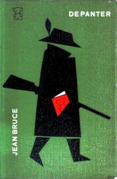 Bruce, Jean - De panter Graphic Art, Graphic Design, Black Bear, Book Covers, Novels, Lounge, Symbols, Posters, Comics