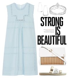 """Keeping Cool 4141"" by boxthoughts ❤ liked on Polyvore featuring Sea, New York and LC Lauren Conrad"