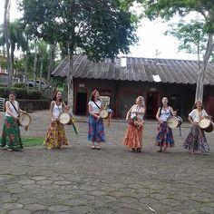 Apresentação musical das Caixeiras da Serra, da cidade de Extrema -MG. Foi lindo! ❤    #viradadointerior #Jaguariúna