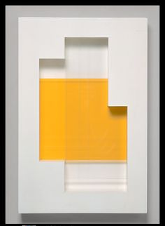 In the early years of his career as a painter, Charles Biederman studied Cézanne, Post-Impressionism, and Cubism before finally turning to total abstraction. His time in New York (1934-40) and his first trip to Paris in 1936 definitively shaped his art as he came into contact with the work of many European modernists, including Arp, Brancusi, Léger, Miró, and Mondrian, Pevsner, and Vantongerloo