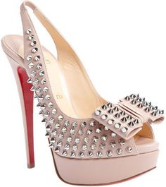 can never go wrong with a louboutin