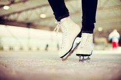 Ice skating ♡ vintage