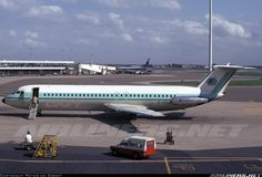 BAC 111-523FJ One-Eleven aircraft picture