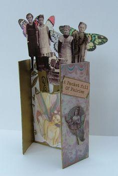 Pocket Fairies by Amanda Howard of Maygreen Fairies