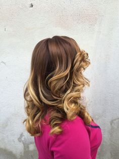 Spectacular hair blonde.✨  #hairblonde #blonde #hairstylist #waves