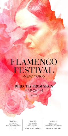 Flamenco draft #Poster by Barfutura