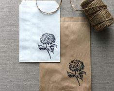 Hydrangea wedding   Etsy Blue Hydrangea Wedding, Floral Tattoos, Tatting, Piercings, Tattoo Ideas, Unique, Handmade, Etsy, Cards