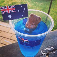 Super Cute Food Ideas for Australia Day (Image: Confetti Mumma) Aus Day, Happy Australia Day, Aussie Food, Crochet Cup Cozy, Good Excuses, Cute Food, Super Cute, Super Simple, Bbq