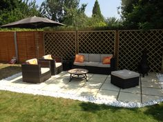 Nearly finished garden project