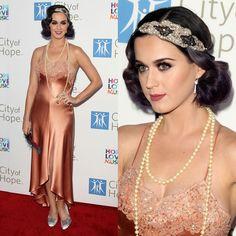 Katy Perry w stylu lat 20-tych!