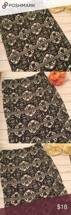 Aztec Midi Pencil Skirt Aztec Midi Pencil Skirt Skirts Midi
