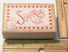 SURPRISE ARROW HEART ROSES BY MARY ENGELBRIET HAND MOUNTED Rubber Stamp   #StampinUp #RUBBERSTAMP