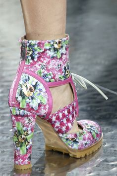 Mary Katrantzou Spring/Summer '14 Collection #SS14 www.sublimepebblesvintage.blogspot.com.es
