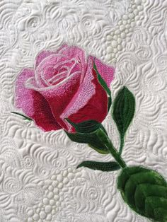 Rose by Karen Ponischil