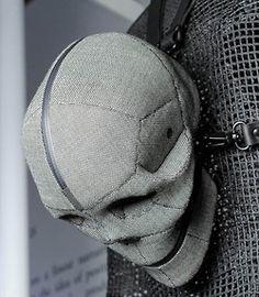Designer Skull Bags