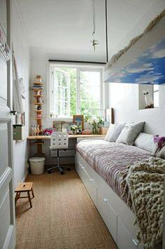 Charming Child Room With Sofa Amazing Design
