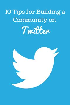 """10 Tips for Building a Community on Twitter If a tweet is sent and no one is around to read it, does it make an impact? This isn't a philosophical question: the answer is resoundingly """"no.""""  If you're not part of a community on Twitter, you're likely not seeing any real engagement with your content. Here are ten tips for building a community that will add value to your Twitter experience. http://www.mediabistro.com/alltwitter/build-community-twitter_b58144"""
