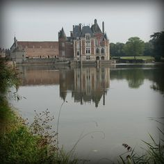 Chateau de la Bussiere - Loiret