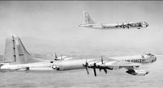 B-36 Peacemakers