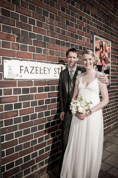 Fazeley Studios is located on Fazeley Street, Digbeth.