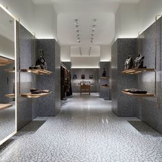 Valentino Opens Brand New Flagship Store in Rome, Italy
