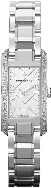 burberry ladies diamond watch