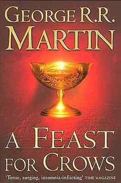 A feast for #crows new george r.r. #martin  a game of #thrones book 5,  View more on the LINK: http://www.zeppy.io/product/gb/2/302189087653/