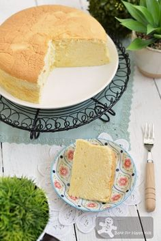 ed9d8f008806da Bake for Happy Kids  Fail Proof Cotton Soft Japanese Soufflé Cheese Cak.
