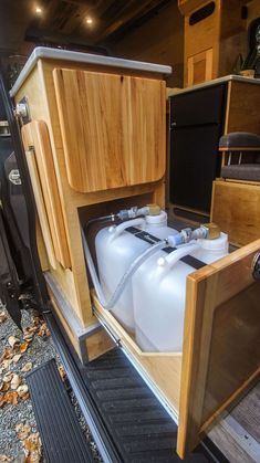 Half Dome - Freedom Vans - mobile Home / Camper - The Effective Pictures We Offer You About van life aesthetic A quality picture can tell you many t - Sprinter Van Conversion, Camper Van Conversion Diy, Van Conversion Plumbing, Van Conversion With Bathroom, Campervan Conversions Layout, Van Conversion Layout, Cargo Van Conversion, Cargo Trailer Camper, Sprinter Camper