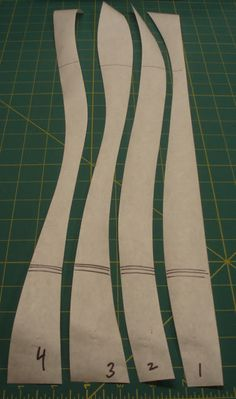 Art With a Needle: tutorial on learning to quilt curves--this looks fun