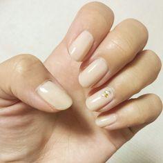 Today's nail :-)