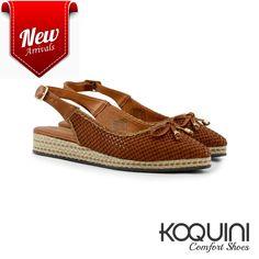 Anabela ou alpagarta, você escolhe o estilo #koquini #comfortshoes #euquero Compre Online: http://koqu.in/2bHQjBc