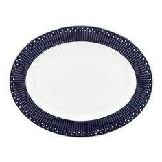 kate spade new york Mercer Drive Oval Platter