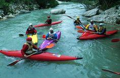 Canoa fiume Sangro