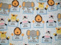 Invitaciones para baby shower de la selva - Imagui