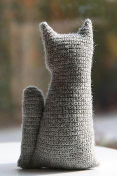 Ravelry: Mr Tibbles the Cat by Claudia van K.