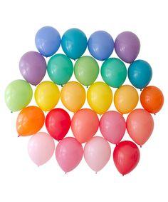 Oh Happy Day Rainbow Balloon Bundle 11 Happy Balloons, Mini Balloons, Rainbow Balloons, Colourful Balloons, Birthday Balloons, Floating Balloons, Happy Birthday Images, Birthday Pictures, Balloon Bouquet