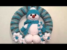 Christmas Decorating - Winter Wreath Ideas - YouTube