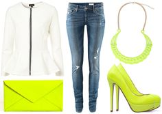 ANNAWII ♥ - CASUAL IN NEON