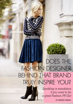 I want to work in Marketing & Public Relations for Fashion is this the best way?