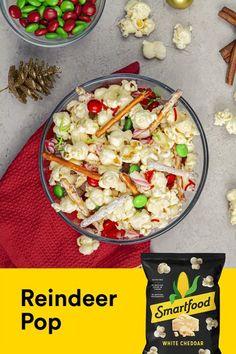 Holiday Snacks, Christmas Snacks, Xmas Food, Holiday Recipes, Christmas Candy, Christmas Cookies, Recipes Appetizers And Snacks, Snack Recipes, Cooking Recipes