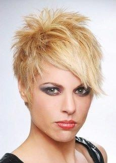 44 Stunning Short Pixie Haircut Long Bangs Ideas To Try Right Now Pixie Long Bangs, Pixie Cut With Bangs, Longer Pixie Haircut, Short Hair With Bangs, Cute Hairstyles For Short Hair, Long Hair Cuts, Hairstyles Haircuts, Haircut Long, Funky Short Hair Styles