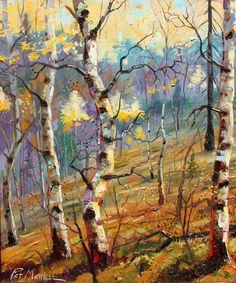 """""""Mountain Ballet"""" by Patrick Matthews."""