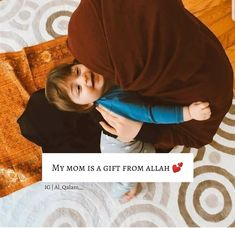Love Parents Quotes, Mom And Dad Quotes, I Love My Parents, Love U Mom, New Love Quotes, Daughter Love Quotes, Muslim Love Quotes, Love In Islam, Beautiful Islamic Quotes