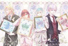 Web Comics, Uta No Prince Sama, Nanami, The Shining, Manga, Princess Zelda, Cartoon, Quartet Night, Cute