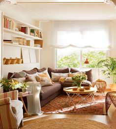 Beautiful Living Rooms!por Depósito Santa Mariah