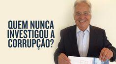 FHC diz que foi alertado em 1996,durante seu governo, de roubos na Petrobras, mas preferiu abafar