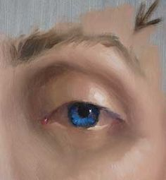 How To Achieve Realistic Eyes in Your Portrait Paintings by Luana Luconi Winner #drawing @ArtistsNetwork